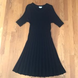 Urban Outfitters Cooperative Black Sweater Dress